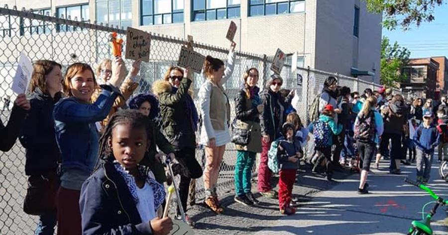 Les besoins des élèves québécois n'ont rien à voir avec leur code postal